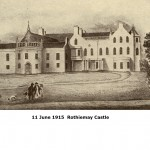 Rothiemay Castle