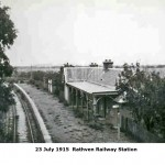 Rathven Railway Station